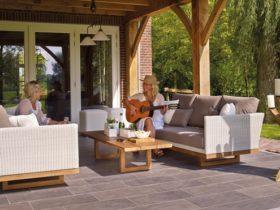 Enjoy your new patio
